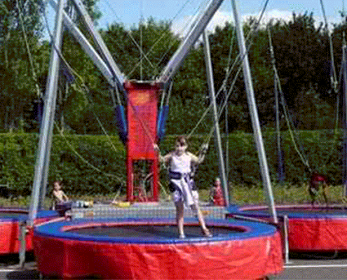 bungee-trampolines