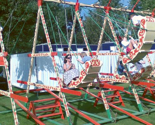 swinging-boats