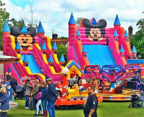 funfair-inflatable-slides-hire